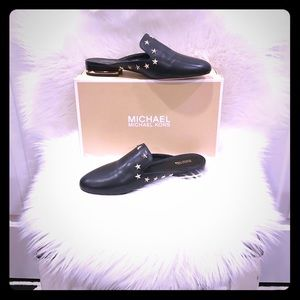 Michael Kors Natasha Leather Slide 🌟